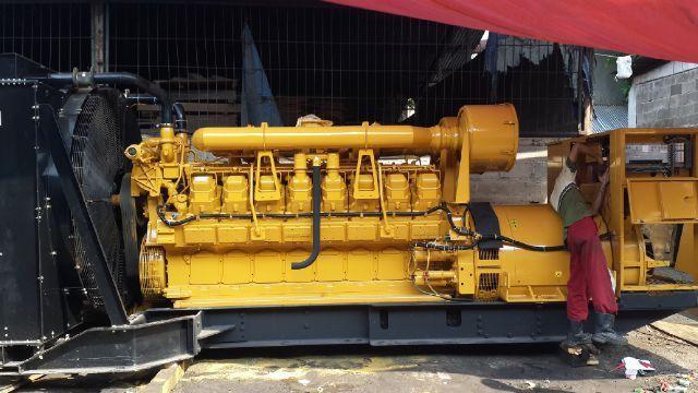 Article Mengapa Kita Memilih Genset / Generator Diesel? genset caterpillar 3516 1825 kva tahun 2004 picture 22b