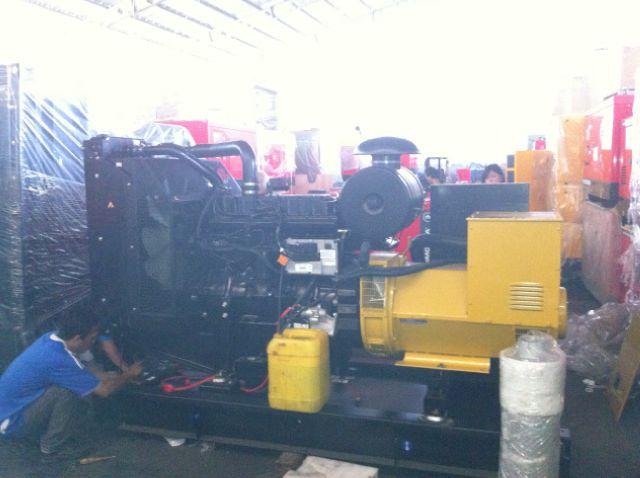 Genset Bekas Perkins Diesel Genset Perkins Type Engine 1306A  – E87 TAG 6 , Generator Stamford  Tahun 2015 10 genset perkins 1306 a  e87tag 6 stamford 250 kva tahun 2015 open type picture 10a