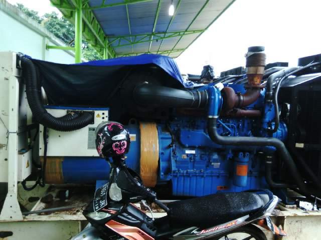 Genset Bekas Perkins Diesel Genset FG Wilson Engine Perkins 2506 A -E15TAG2 + Stamford 500 Kva Tahun 2000 1 genset fg wilson engine perkins 2506 a e15tag2 stamford 500 kva tahun 2000 picture 1