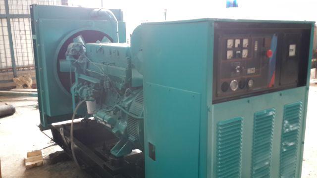 Genset Bekas Cummins Diesel Genset Bekas Cummins Type Engine 6 CTAA 8.3 G1 cummins 6 ctaa 8 3 g1 stamford 200 kva open type tahun 2000 picture 2
