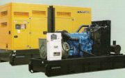 Genset Powerlink 60 Kva Prime Rate Open Type  Silent Type genset 01