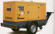Genset Powerlink 60 Kva Prime Rate Silent Type With Trailer genset 03