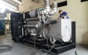 Genset Bekas Perkins Genset Bekas Perkins 401646TAG2A 1500 Kva Open Type genset bekas perkins 1500 kva type engine 4012 46tag2a tahun 2013 picture 1