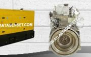 Genset Perkins genset perkins 95df2 179 602