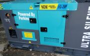 Genset Perkins Genset Perkins 404D22G 20 Kva Silent Type Brandnew Unit